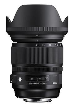 Sigma Art 24-105mm f4