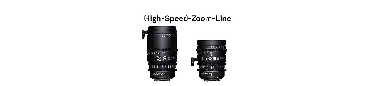 SIGMA High-Speed-Zoom-Line