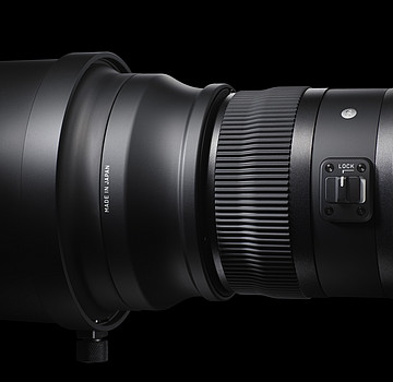 Design 150-600mm F5-6,3 DG OS HSM | Sports