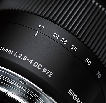 17‐70mm F2,8-4 DC Makro OS HSM | Contemporary