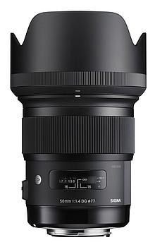 Sigma Art 50mm f1,4