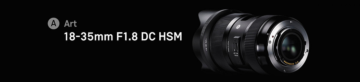 18-35mm F1,8 DC HSM | Art