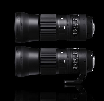 150-600mm F5-6,3 DG OS HSM | Contemporary
