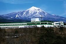 SIGMA Produktionsstätte in Aizu