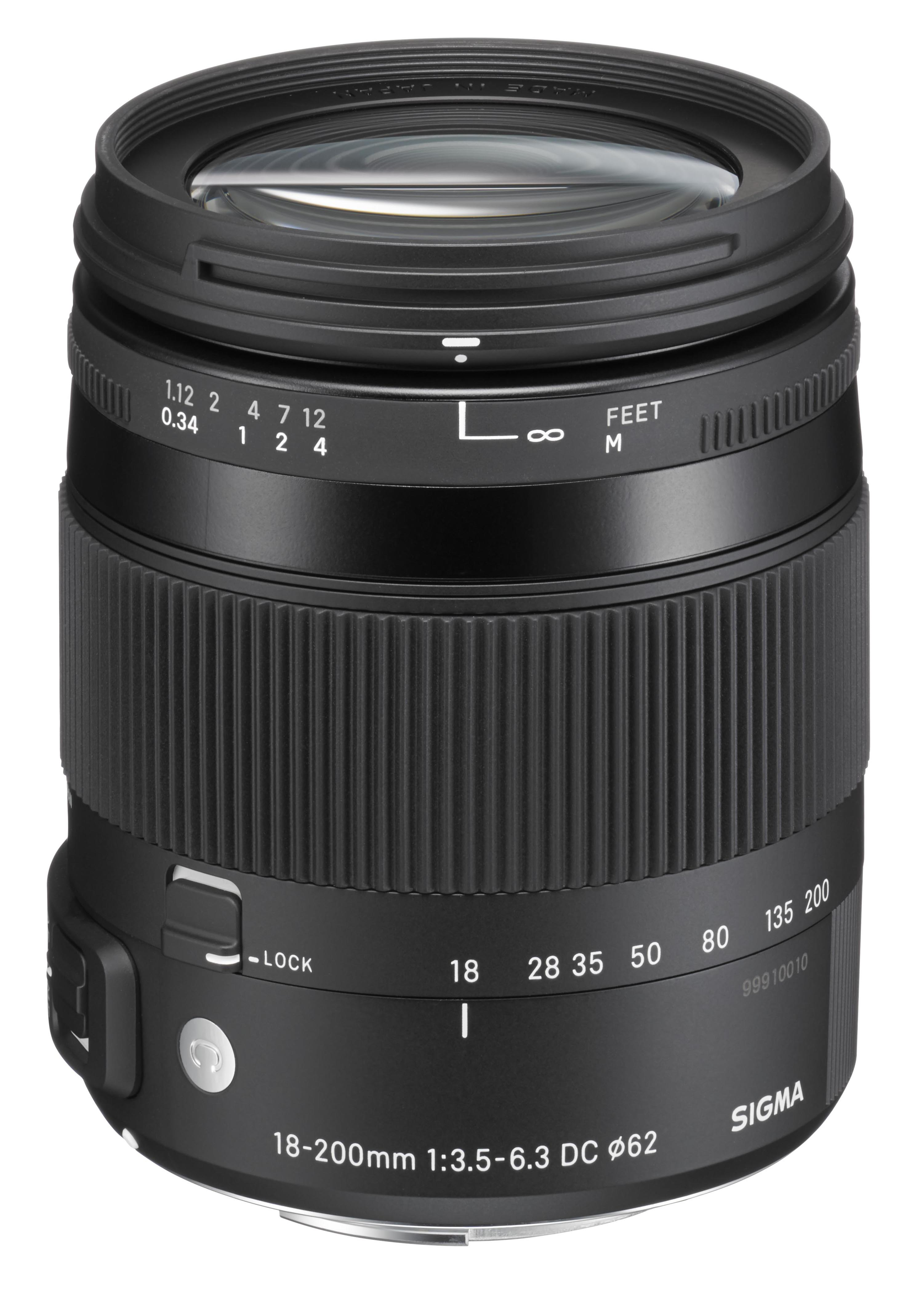 18-200mm F3,5-6,3 DC Makro OS HSM | Contemporary
