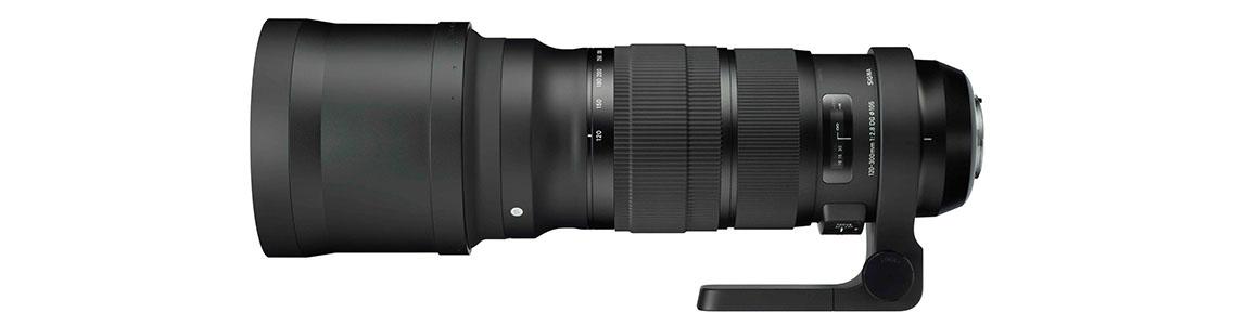 Leistung 120-300mm F2,8 DG OS HSM