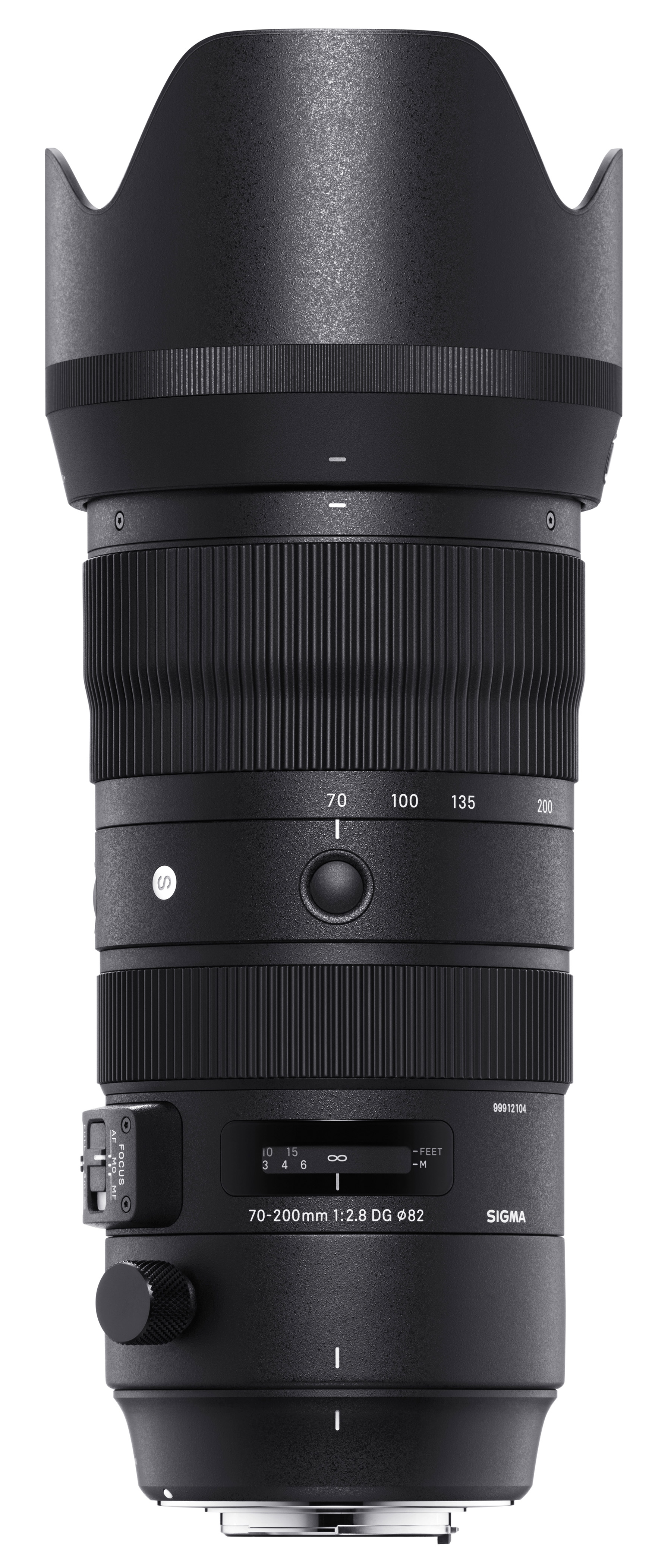Produktabbildung 70-200mm F2,8 DG OS HSM | Sports